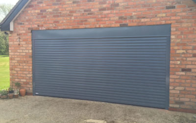 Two Garage Doors Into One